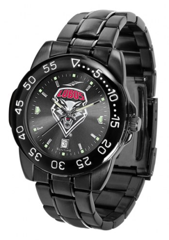 New Mexico Lobos FantomSport AnoChrome Men's Watch