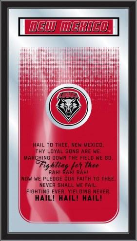 New Mexico Lobos Fight Song Mirror