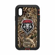 New Mexico Lobos OtterBox iPhone XR Defender Realtree Camo Case