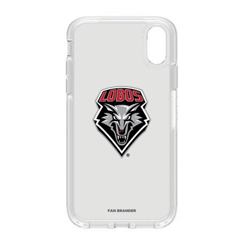 New Mexico Lobos OtterBox iPhone XR Symmetry Clear Case