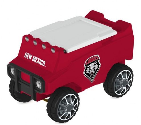 New Mexico Lobos Remote Control Rover Cooler