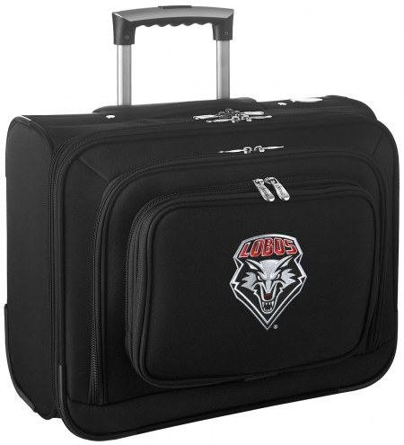 New Mexico Lobos Rolling Laptop Overnighter Bag