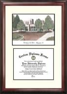 New Mexico Lobos Scholar Diploma Frame
