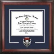New Mexico Lobos Spirit Diploma Frame