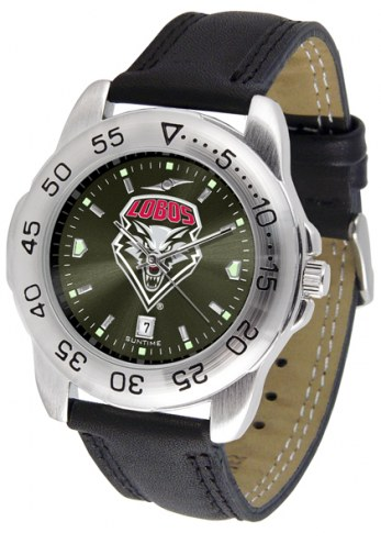 New Mexico Lobos Sport AnoChrome Men's Watch