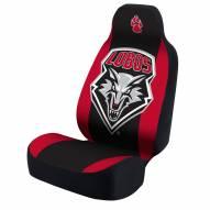 New Mexico Lobos Stripes Universal Bucket Car Seat Cover