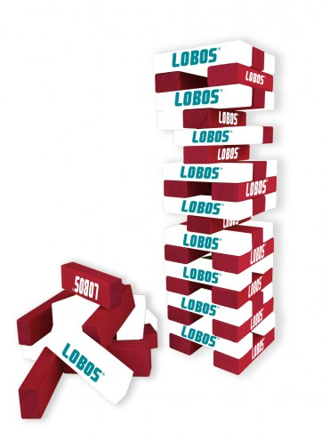 New Mexico Lobos Table Top Stackers