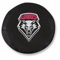 New Mexico Lobos Tire Cover