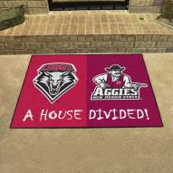 New Mexico/New Mexico State House Divided Mat