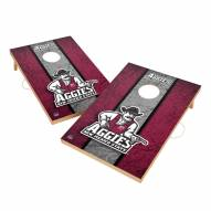 New Mexico State Aggies 2' x 3' Vintage Wood Cornhole Game