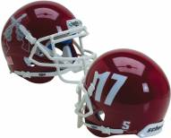 New Mexico State Aggies Alternate 1 Schutt XP Authentic Full Size Football Helmet