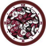 New Mexico State Aggies Candy Wall Clock