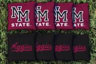 New Mexico State Aggies College Vault Cornhole Bag Set