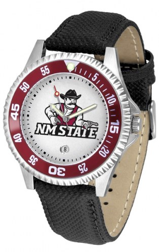New Mexico State Aggies Competitor Men's Watch