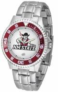 New Mexico State Aggies Competitor Steel Men's Watch