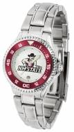 New Mexico State Aggies Competitor Steel Women's Watch