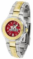 New Mexico State Aggies Competitor Two-Tone AnoChrome Women's Watch