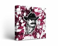 New Mexico State Aggies Fight Song Canvas Wall Art