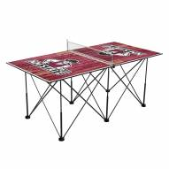 New Mexico State Aggies Pop Up 6' Ping Pong Table