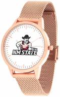 New Mexico State Aggies Rose Mesh Statement Watch