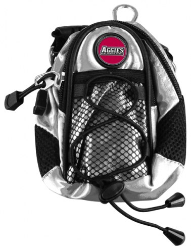 New Mexico State Aggies Silver Mini Day Pack