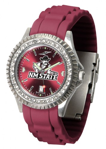New Mexico State Aggies Sparkle Women's Watch