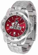 New Mexico State Aggies Sport Steel AnoChrome Men's Watch