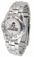 New Mexico State Aggies Sport Steel Women's Watch
