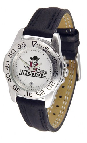 New Mexico State Aggies Sport Women's Watch
