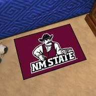 New Mexico State Aggies Starter Rug
