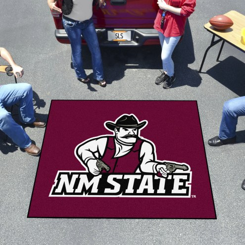 New Mexico State Aggies Tailgate Mat