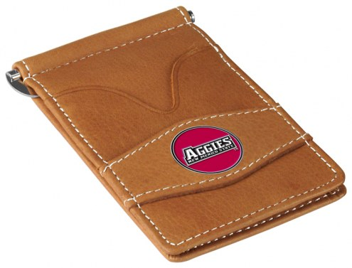 New Mexico State Aggies Tan Player's Wallet