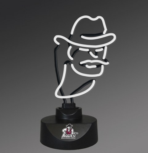 New Mexico State Aggies Team Logo Neon Lamp