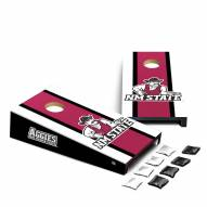 New Mexico State Aggies Mini Cornhole Set