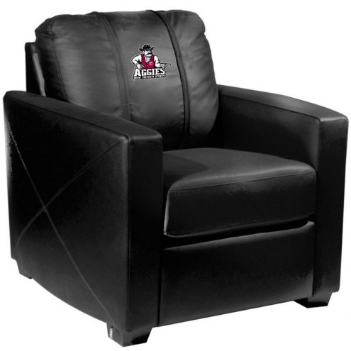 New Mexico State Aggies XZipit Silver Club Chair