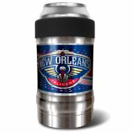 New Orleans Pelicans 12 oz. Locker Vacuum Insulated Can Holder