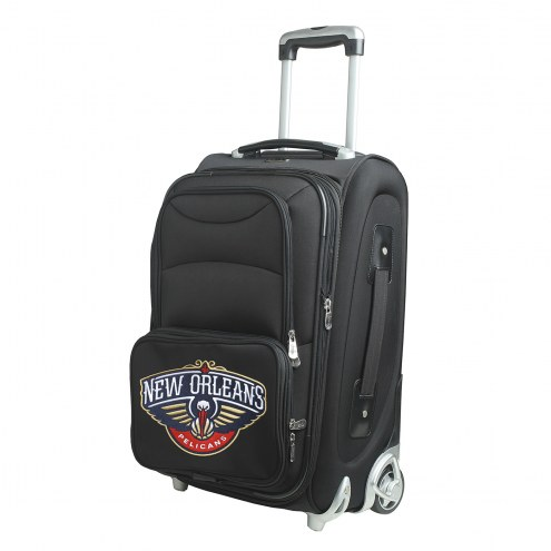"""New Orleans Pelicans 21"""" Carry-On Luggage"""
