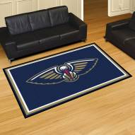 New Orleans Pelicans 5' x 8' Area Rug