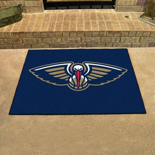 New Orleans Pelicans All-Star Mat