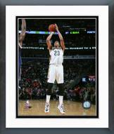 New Orleans Pelicans Anthony Davis 2014-15 Action Framed Photo