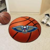 New Orleans Pelicans Basketball Mat