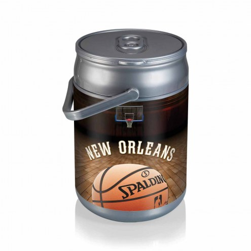 New Orleans Pelicans Can Cooler
