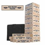 New Orleans Pelicans Gameday Tumble Tower