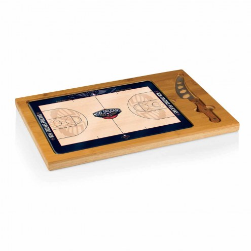 New Orleans Pelicans Icon Cutting Board