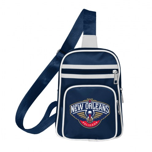 New Orleans Pelicans Mini Cross Sling Bag