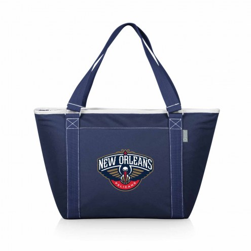New Orleans Pelicans Navy Topanga Cooler Tote