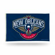 New Orleans Pelicans NBA 3' x 5' Banner Flag