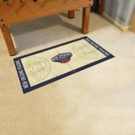 New Orleans Pelicans NBA Court Large Runner