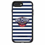New Orleans Pelicans OtterBox iPhone 8/7 Symmetry Stripes Case