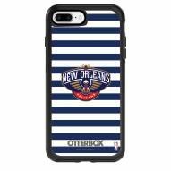 New Orleans Pelicans OtterBox iPhone 8 Plus/7 Plus Symmetry Stripes Case